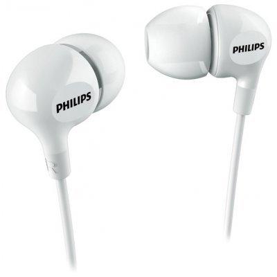 Наушники Philips SHE3550WT 1.2м белые (SHE3550WT/00) наушники philips she3550wt вкладыши белый проводные