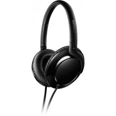 все цены на Наушники Philips SHL4600BK/00 1.2м черные (SHL4600BK/00) онлайн