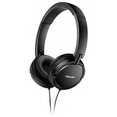 Наушники Philips SHL5000/00 1.2м черные (SHL5000/00) придумано в ссср