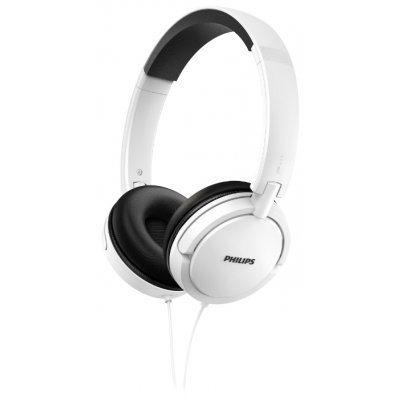 Наушники Philips SHL5000WT/00 1.2м белые (SHL5000WT/00) наушники philips shq1300pk 00 pink