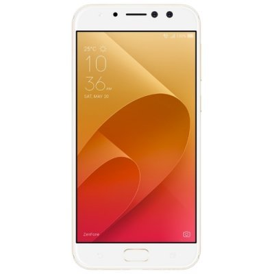 Смартфон ZenFone 4 Selfie Pro ZD552KL 4/64GB золотистый (90AZ01M4-M01010) айфон 4 s 64 гб в москве