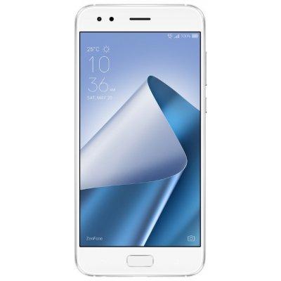 Смартфон ASUS ZenFone 4 ZE554KL 4/64Gb белый (90AZ01K5-M01220) смартфон asus zenfone 3 zoom ze553kl серебристый 5 5 64 гб lte wi fi gps 3g 90az01h1 m00770
