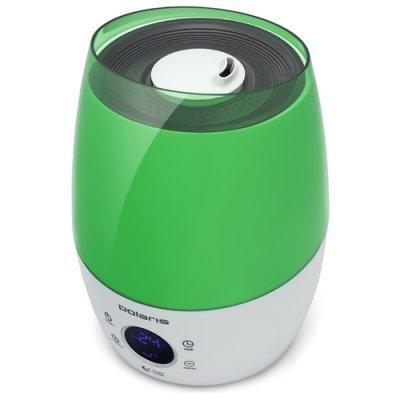 Увлажнитель и очиститель воздуха Polaris PUH 7040Di 25Вт (ультразвуковой) зеленый (PUH 7040DI) polaris puh 1805i