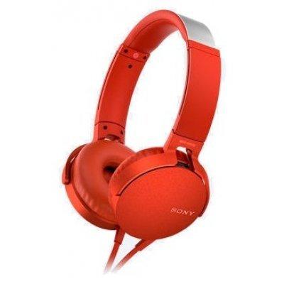 Наушники Sony MDRXB550APR.E (MDRXB550APR.E)