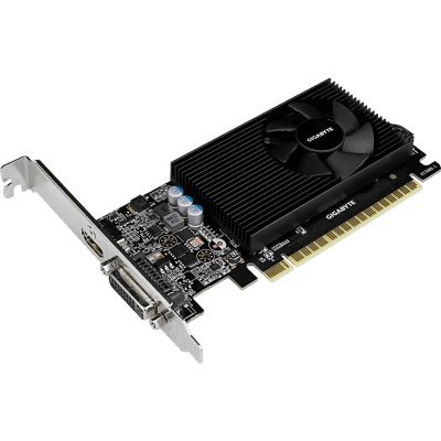 Видеокарта ПК Gigabyte GeForce GT 730 2048Mb 64bit GV-N730D5-2GL (GV-N730D5-2GL) gigabyte geforce gt 730 2gb видеокарта gv n730d5 2gi