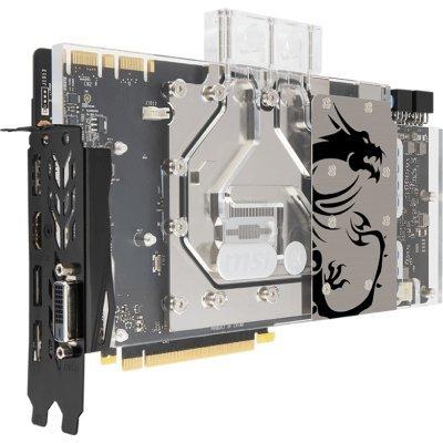 купить Видеокарта ПК MSI GeForce GTX 1070 8192Mb 256bit (GTX 1070 SEA HAWK EK X) (GTX 1070 SEA HAWK EK X) онлайн