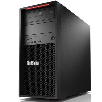 Настольный ПК Lenovo ThinkStation P320 MT (30BHS06400) (30BHS06400) рабочая станция lenovo thinkstation p310 30at004rru 30at004rru