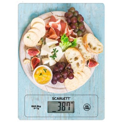 Весы кухонные Scarlett SC-KS57P25 (SC - KS57P25)