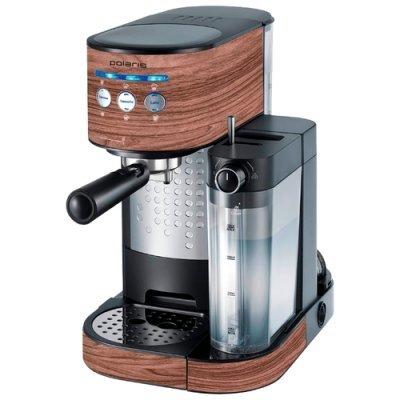 Кофеварка Polaris PCM 1523E (PCM 1523E) кофеварка капельного типа polaris pcm 1211 black green