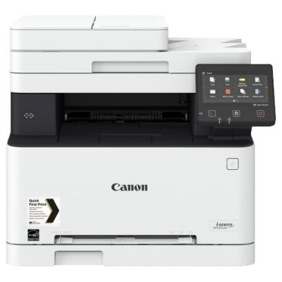 Цветной лазерный МФУ Canon i-SENSYS MF633Cdw (1475C007) принтер canon i sensys lbp6030b лазерный цвет черный [8468b006]
