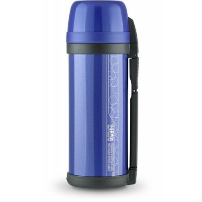 Термос Thermos FDH-2005 MTB Vacuum Inculated Bottle, 2 л (цвет синий) (435538)
