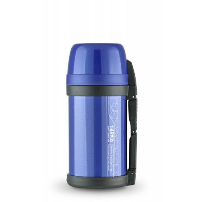 Термос Thermos FDH-2005 MTB Vacuum Inculated Bottle, 1.4 л (цвет синий) (416971)