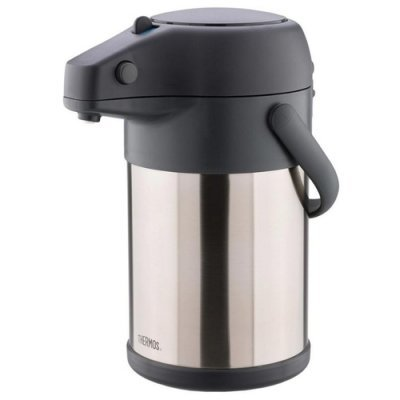 Термос Thermos TAH-3000, 3 л (цвет - сталь) (432759) термос silva 2016 17 thermos keep 0 751 l
