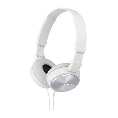 все цены на Наушники Sony MDR-ZX310 белый (MDRZX310W.AE) онлайн
