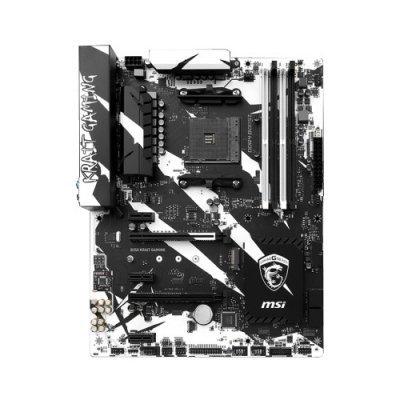 Материнская плата ПК MSI B350 KRAIT GAMING (B350 KRAIT GAMING) msi b350 gaming plus original new desktop motherboard b350 socket am4 ddr4 64g usb3 1 atx