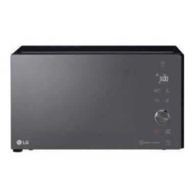 Микроволновая печь LG MW25W35GIS черный (MW25W35GIS) микроволновая печь tristar mw 3406