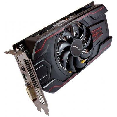Видеокарта ПК Sapphire PCI-E RX 560 4GB GDDR5 PULSE (11267-18-20G) (11267-18-20G) видеокарта sapphire nitro rx 570 4gb 1404mhz 11266 14 20g amd rx 570 gddr5 7008mhz 256 bit pci e dvi dp hdmi