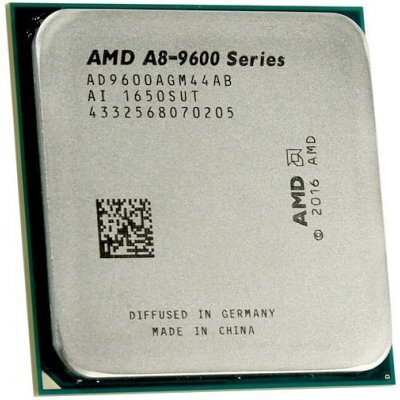 Процессор AMD A8-9600 Bristol Ridge OEM (AD9600AGM44AB)