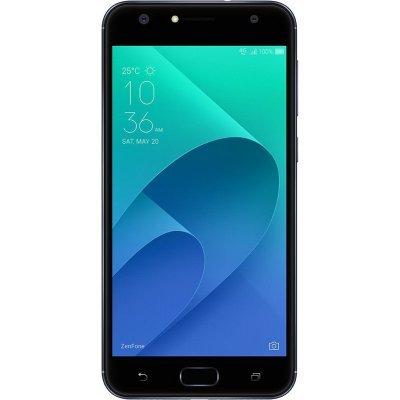 Смартфон ASUS ZenFone 4 Selfie ZD553KL 64Gb черный (90AX00L1-M01490) мобильный телефон philips xenium e116 черный моноблок 2sim 2 4 240x320 0 3mpix bt gsm900 1800 gsm1900 mp3 fm microsd max32gb