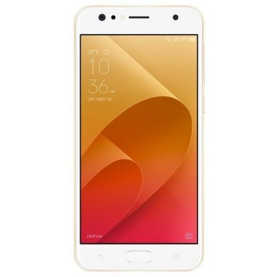 Смартфон ASUS ZenFone 4 Selfie ZD553KL 64Gb золотистый (90AX00L2-M01500) мобильный телефон philips xenium e116 черный моноблок 2sim 2 4 240x320 0 3mpix bt gsm900 1800 gsm1900 mp3 fm microsd max32gb