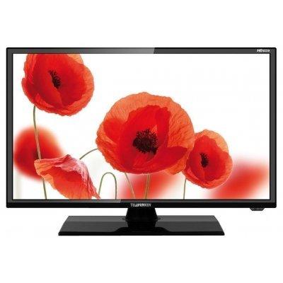 ЖК телевизор Telefunken 18.5 TF-LED19S14T2 (TF-LED19S14T2(ЧЕРНЫЙ)) телевизор telefunken tf led19s14t2