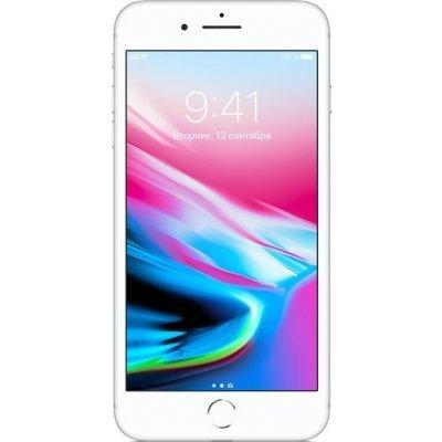 Смартфон Apple iPhone 8 Plus 64Gb (MQ8M2RU/A) Silver (Серебристый) (MQ8M2RU/A) смартфон apple iphone 8 64gb mq6h2ru a silver серебристый mq6h2ru a