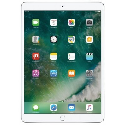 Планшетный ПК Apple iPad Pro 10,5 Wi-Fi 256GB (MPF02RU/A) Silver (Серебристый) (MPF02RU/A)
