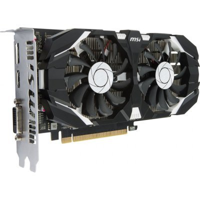 Видеокарта ПК MSI GeForce GTX 1050 2048Mb 128bit GDDR5 (GTX 1050 2GT OCV1), арт: 274260 -  Видеокарты ПК MSI