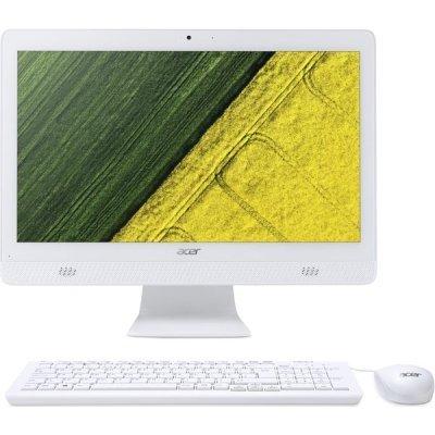 Моноблок Acer Aspire C20-720 (DQ.B6XER.009) (DQ.B6XER.009) моноблок 21 5 acer aspire c22 720 dq b7aer 009 celeron j3060 1 6 4gb 500gb 21 5 1920x1080 intel hd400 dvd нет wifi bt dos silver