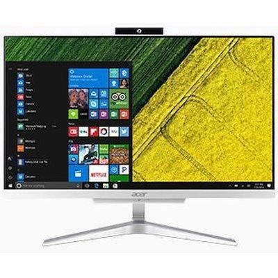 Моноблок Acer Aspire C22-860 (DQ.BAVER.002) (DQ.BAVER.002) планшет acer aspire switch 10 dock 10 1 1280x800 ips [nt g8ver 002]