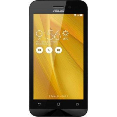 Смартфон ASUS ZenFone Go ZB452KG 8Gb золотистый (90AX0148-M02060) смартфон asus zenfone go zb500kg 8gb черный 90ax00b1 m00130