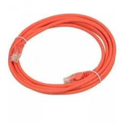 цена на Кабель Patch Cord Lanmaster LSZH UTP кат.5e, 1.0 м, оранжевый (LAN-PC45/U5E-1.0-OR)