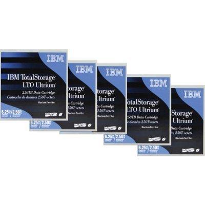 Ленточный картридж Lenovo TopSeller Ultrium 6 Data Cartridges 5-Pack (00NA025) (00NA025), арт: 274359 -  Ленточные картриджи Lenovo