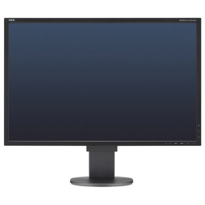 Монитор NEC 30 ЕА305WMi черный (EA305WMI-BK) монитор 30 nec pa302w bk sv2 ah ips led 2560x1600 7ms dvi hdmi displayport