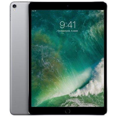 Планшетный ПК Apple iPad Pro 10.5 Wi-Fi 512GB (MPGH2RU/A) Space Grey (Серый космос) (MPGH2RU/A) планшетный пк apple ipad pro 12 9 wi fi 64gb mqdc2ru a silver серебристый mqdc2ru a