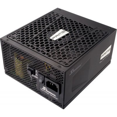 цены Блок питания ПК Sea Sonic Seasonic ATX 750W PRIME PLATINUM SSR-750PD 80+ (SSR-750PD)
