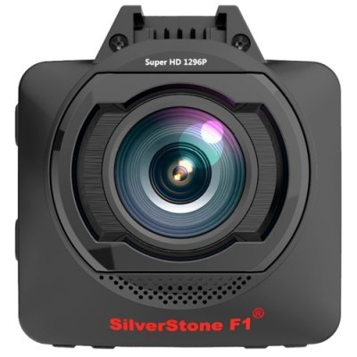 Видеорегистратор Silverstone F1 HYBRID MINI черный (HYBRID MINI) hybrid video watermarking