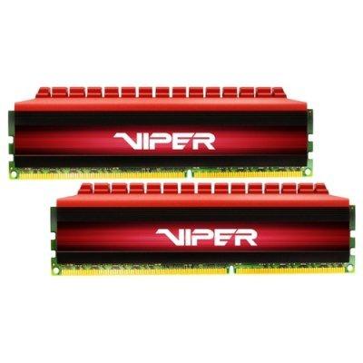Модуль оперативной памяти ПК Patriot PV48G300C6K 2x4Gb DDR4 (PV48G300C6K)