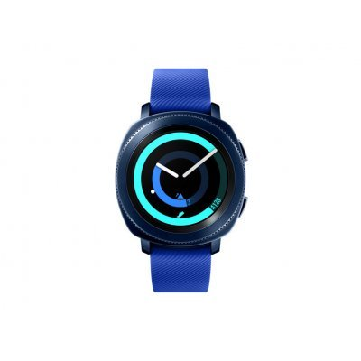 цена на Умные часы Samsung Galaxy Gear Sport (SM-R600) Синий (SM-R600NZBASER)