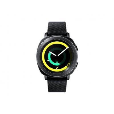 цена на Умные часы Samsung Galaxy Gear Sport (SM-R600) Черный (SM-R600NZKASER)
