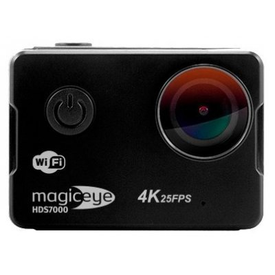 Экшн камера Gmini MagicEye HDS7000 черный (HDS7000) карты памяти