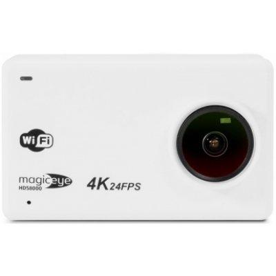 Экшн камера Gmini MagicEye HDS8000 белый (HDS8000 WHITE) экшен камера gmini magiceye hds5100 black