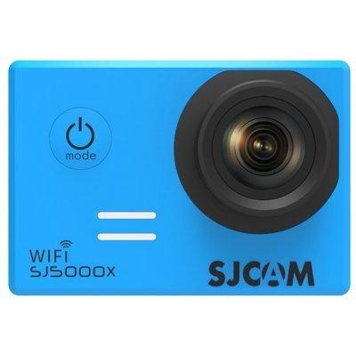 Экшн камера SJCAM SJ5000X Elite синий (SJ5000XBLUE)