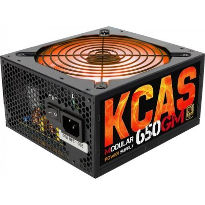 Блок питания ПК Aerocool KCAS-650GM 650W (4713105957631), арт: 274546 -  Блоки питания ПК Aerocool