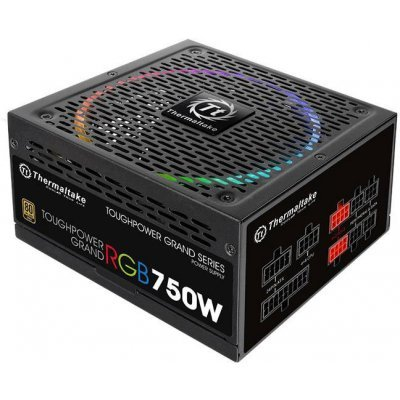 Блок питания ПК Thermaltake Toughpower Grand RGB 750W (PS-TPG-0750FPCGEU-R) блок питания пк thermaltake atx 850w toughpower grand rgb ps tpg 0850fpcgeu r