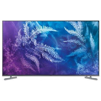 ЖК телевизор Samsung 55 QE55Q6FAM (QE55Q6FAMUXRU) жк телевизор supra 39 stv lc40st1000f stv lc40st1000f