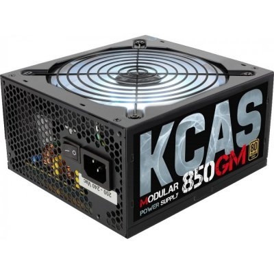 Блок питания ПК Aerocool KCAS-850GM 850W (KCAS-850GM) kcas 850gm