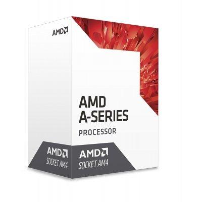 Процессор AMD A6-9500 BOX (AD9500AGABBOX) amd apu серии r7 ядерный процессор был в штучной упаковке процессор интерфейсов ам4