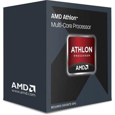 Процессор AMD Athlon X4 950 BOX (AD950XAGABBOX) процессор amd athlon x4 5350 kabini ad5350jah44hm 2050mhz am1 l2 2048kb