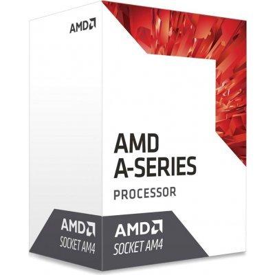 Процессор AMD A8-9600 BOX (AD9600AGABBOX) amd apu серии r7 ядерный процессор был в штучной упаковке процессор интерфейсов ам4